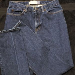 GAP BOOT CUT JEANS SZ 12 LONG